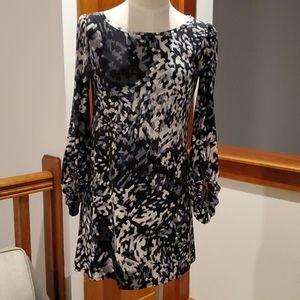 Laundry by Shelli Segal Mini Shift Dress 2